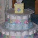 BABY Bears 3 Tier Diaper cake