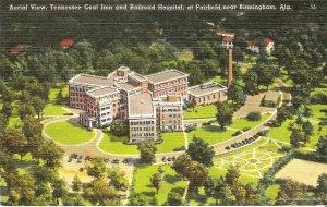 Tennesee Coal Iron and Railroad Hospital~Birmingham, AL