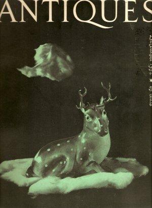Antiques Magazine~Dec 1952~Lipton Tea Silver Collection