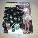 FASHION DOLL BEADED HOLIDAY COLLECTION PLASTIC CANVAS PATTERN