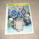 HOME DECOR - Ornaments Plastic Canvas Pattern