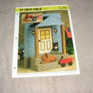 HOME DECOR - My Front Porch Plastic Canvas Pattern