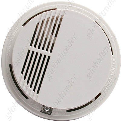 Wireless Fire Smoke Detector Alarm Sensor Home Office FREE SHIPPING