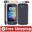 2-Sim 3.2inch WQVGA Unlocked TV Mobile Cell Phone WiFi JAVA