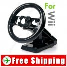 Steering Wheel - Multi-axis Stand for Nintendo Wii Car Racing Games