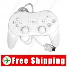 Classic Controller Joystick Gamepad Pro for Nintendo Wii FREE Shipping