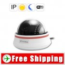 Wireless IP Camera - Night Vision and Motion Detection Alarm