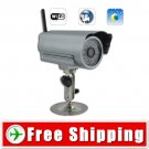 Waterproof IP Security Camera - Night Vision WIFI DVR FREE Shipping