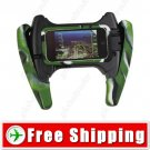 Silicone Gaming Controller Grip 2 Silicone Case for iPhone 4