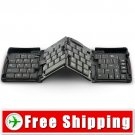 Portable Bluetooth Folding Keyboard for iPad iPhone Smartphone