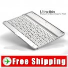 Unique Ultra-thin Bluetooth KeyBoard Case for iPad 2 FREE Shipping