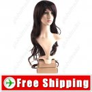 Stylish Long Curly Synthetic Hair - Ringlet Curls Wig Hairpiece
