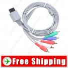 New Component AV Audio Video Cable for Nintendo Wii
