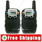 5KM 22-Channel FRS Walkie Talkie Interphone Long Range FREE SHIPPING