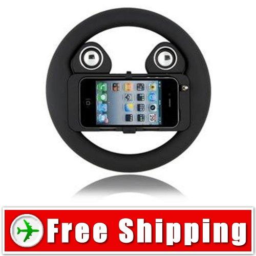 Digital Steering Wheel - Speaker for iPhone 4G FREE Shipping