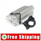 Waterproof White LED Multi-function Bike Head Light FREE Shipping