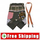 Cool Suspender Trousers Style Clothes for Dog Pet FREE Shipping