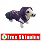 Pullover Style Dress Clothes with Hoodie for Dog Pet FREE Shipping