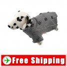 Velcro Closure Fashion Overcoat for Dog Pet FREE Shipping