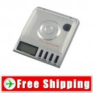 New 20g/0.001g Digital Weighing Jewelry Diamond Scale FREE Shipping