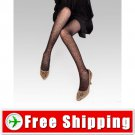 Sexy Tights Pantyhose Leggings Leopard Style Black FREE Shipping