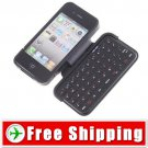 MINI Flip-Out Bluetooth Keyboard Case For iPhone 4 FREE Shipping