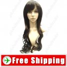 Sweet Doll Style Long Hair with Curl Drops Wig Hairpiece FREE SHIPPING