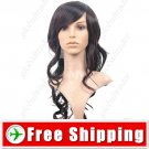 Graceful Long Hair with Tilted Bang Wig Hairpiece FREE SHIPPING