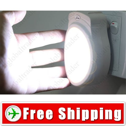 Rechargeable Emergency 13 LED Light Lamp indoor outdoor FREE SHIPPING