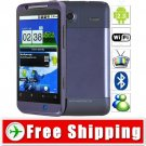 3.4inch Android 2.3 Unlocked 2-Sim Cell Mobile Phone WiFi TV