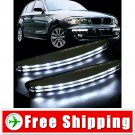 2 x 8 LED Daytime Running Light DRL Head Lamp for Car Vehicle
