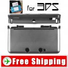 Protective Aluminum Inner Plastic Hard Carrying Case for Nintendo 3DS