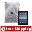 Transparent Protective Glossy Hard TPU Case Cover for Apple iPad 2