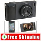 Plastic Camera Design Phone Case Protective Cover for iPhone 4 4S