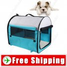 Keeping Warm Pet Dog Tent Warm Box with Fleece Blanket Pet Supplies