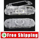 Transparent Replacement Housing for PSP 2000 Slim & Lite Series