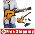 10 Keys Detachable Wireless Guitar Game Controller for Wii PS2 PS3