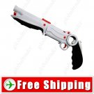 Super Combined Gun with Laser Light for Nintendo Wii Shooting Game