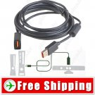 3M Sensor Extension Cable Wire for Xbox 360 Console & Kinect Sensor