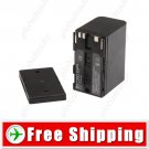 7200mAh Replacement BP-970G Battery Pack for Canon C2 E1 E2 E3 ES