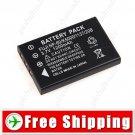 NP-60 KLIC-5000 SLB-1137 Li-20B Battery for FinePix F401 Kodak DX7440