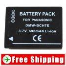 Battery DMW-BCH7E DMWBCH7PP DMWBCH7 for Panasonic DMC-FP1
