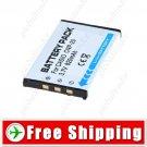 Battery for Casio M1 M2 S1 S2 Minolta Dimage-X1 X6 Xt NP200 D500