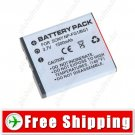 1500mAh Replacement Li-Ion Battery for Sony W90 W55 T100 T20 Camera