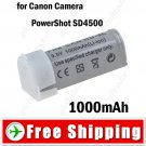 Battery NB-9L for Canon PowerShot SD4500 IS IXUS 1000HS IXY 50S