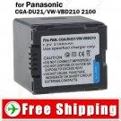 Battery CGA-DU21 for Panasonic NV-GS10 VDR-M70 PV-GS19 Digital Camera