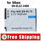 Li-ion Battery EN-EL12 for Nikon S710 S610