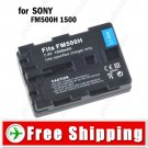 Li-ion Battery NP-FM500H for Sony Camera A700 A350 A300 A200