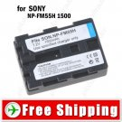 Rechargeable Li-ion Battery NP-FM55H for Sony Camera A100