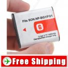 Battery NP-BG1 NP-FG1 for Sony Camera DSC-H10 DSC-H3 DSC-H50 DSC-H7